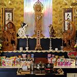 納骨堂(お参り)